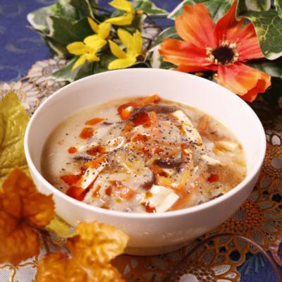 美味しい酸味が止まらない!酸辣湯スープ