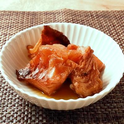 棒鱈の甘辛煮
