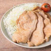 低糖質 豚肉の生姜焼き