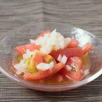 ごま油香る 冷やし漬けトマト