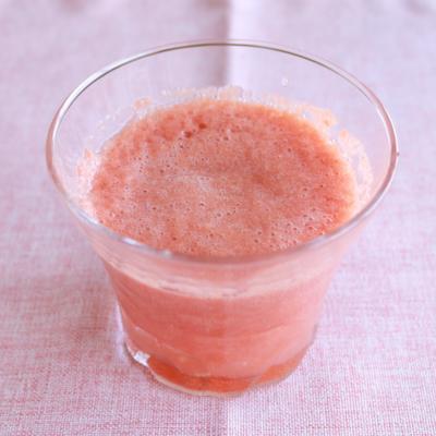 フレッシュトマトのジュース