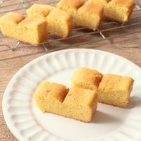 低糖質 アーモンドケーキ