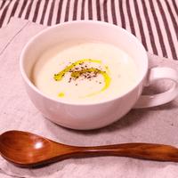 冬にのみたい!カリフラワー濃厚スープ