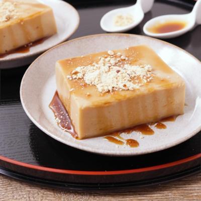 黒糖ジーマミー豆腐