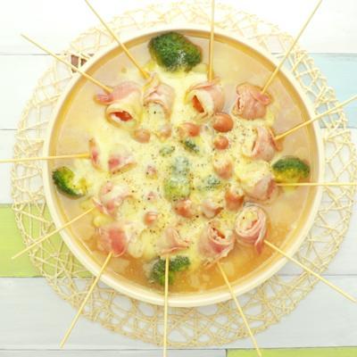 トロトロチーズのポトフ鍋