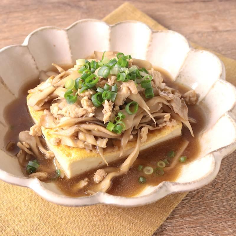 豆腐 カニカマ レシピ 人気