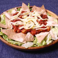 メキシコ気分で!チリビーンズサラダ
