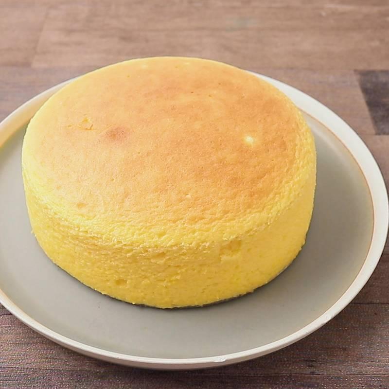 ケーキ 簡単 チーズ