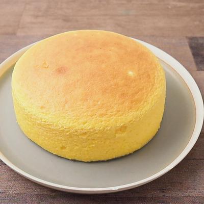 材料3つ混ぜるだけ 簡単チーズケーキ