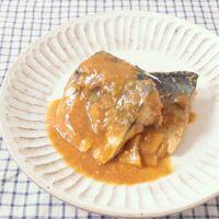 煮 鯖 味噌