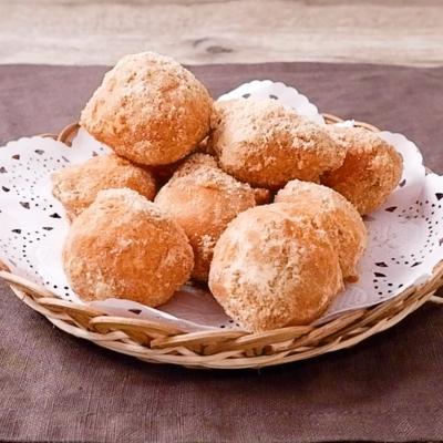米粉のきなこドーナツ