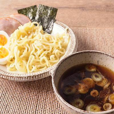 お手軽 濃厚魚介醤油つけ麺
