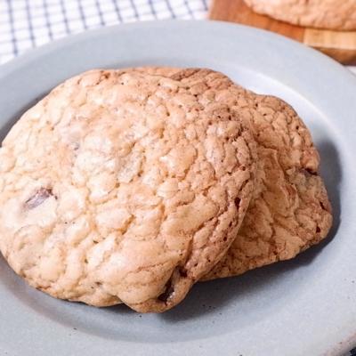 簡単チョコのソフトクッキー