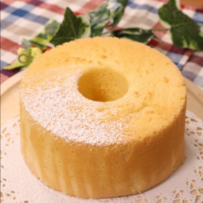 フワフワしっとり!豆乳シフォンケーキ