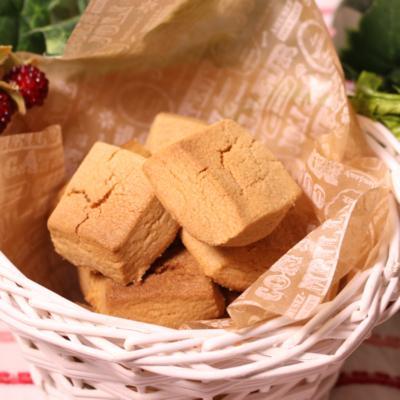 簡単美味しい!きな粉のサクサクホロホロサブレ
