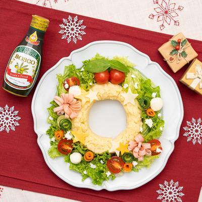 BOSCO香る リースサラダ