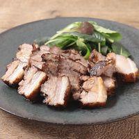 豚バラ肉のワンパン バルサミコ酢煮込み