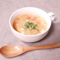 トマトと卵のサンラータン風スープ春雨