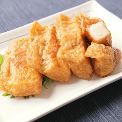 紅生姜入り 餅いなり