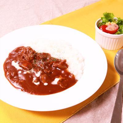 簡単洋食!ハヤシライス