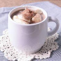 塩バニラの豆乳ホットココア