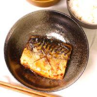 レンジで作る!簡単鯖の味噌煮