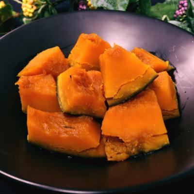 基本のかぼちゃの煮物