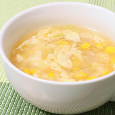 トロトロ中華風コーンスープ