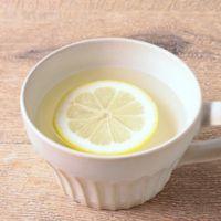 はちみつレモン白湯
