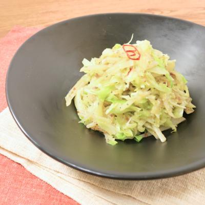 アンチョビガーリック野菜炒め