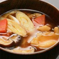 岩手県の郷土料理 ひっつみ汁