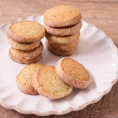 アールグレイのアイスボックスクッキー