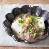 冷製 肉豆腐