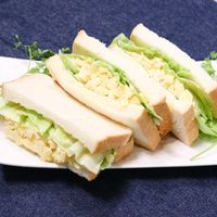 からしマヨたくサンドイッチ