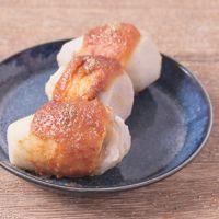 電子レンジで簡単 里芋の甘味噌ダレ