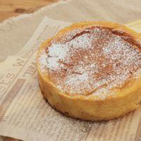 簡単 焼き芋でチーズケーキ