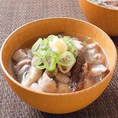 沖縄郷土料理 中身汁