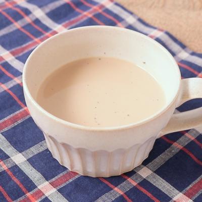 スパイスたっぷり 豆乳チャイ