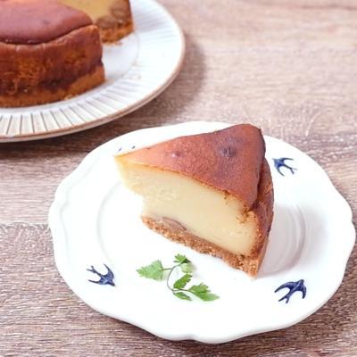 ブルーチーズとはちみつのケーキ