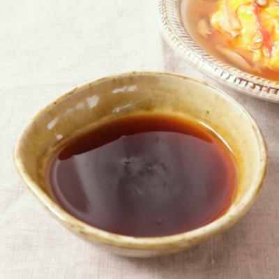 甘酢あんの作り方