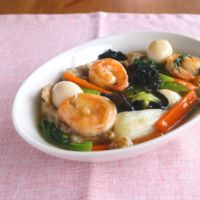 中国料理の定番 八宝菜