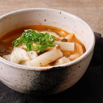 ピリ辛韓国風雑煮