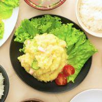 コーンスープの素で 簡単ポテトサラダ