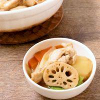 めんつゆで簡単 カレー鍋