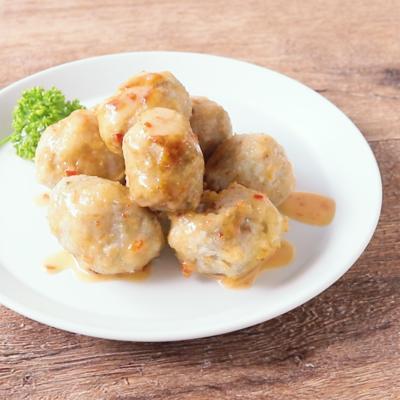 里芋のアジアン唐揚げ