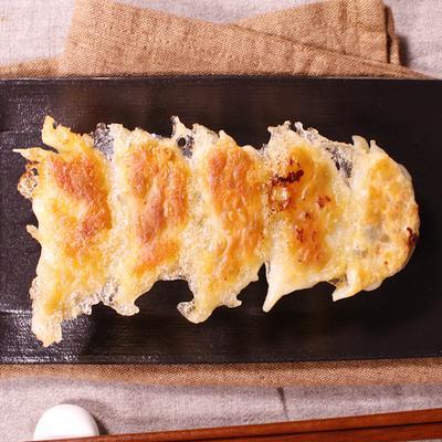 ニラと鶏ひき肉の餃子