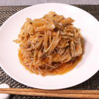 トロトロきのこあんの 豆腐ステーキ