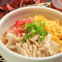 奄美料理をご家庭で たっぷりお出汁の鶏飯風