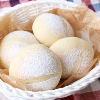 発酵なしで作れる 簡単豆腐パン