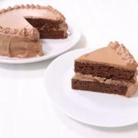 シンプルチョコレートケーキ
